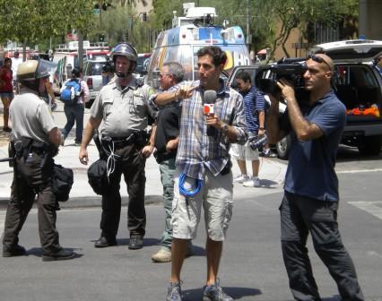 Police PR Crisis