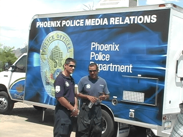 Managing the Police Image